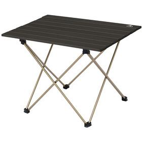 Robens Adventure aluminium Tafel & Tafel met stoelen S zwart/zilver